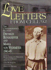 Cover of: Love letters from cell 92