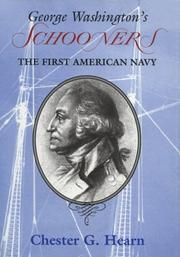Cover of: George Washington's Schooners