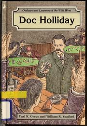Cover of: Doc Holliday