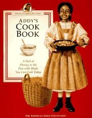 Cover of: Addy's cookbook