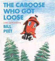 Cover of: The Caboose Who Got Loose Book and CD