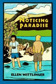 Cover of: Noticing paradise