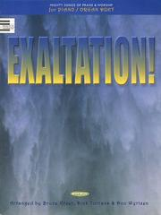 Cover of: Exaltation!