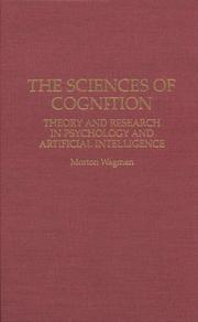 Cover of: The sciences of cognition