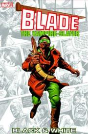 Cover of: Blade
