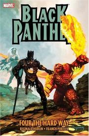 Cover of: Black Panther