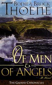 Cover of: Of Men & of Angels