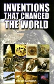 Cover of: Inventions That Changed the World