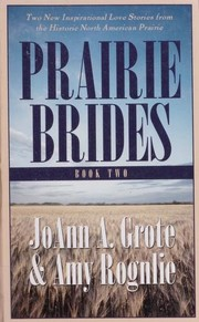 Cover of: Prairie Brides Book Two