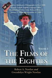Cover of: The Films of the Eighties