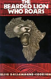 Cover of: The bearded lion who roars =