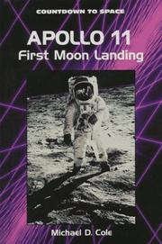 Cover of: Apollo 11