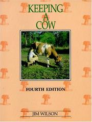 Cover of: Keeping a Cow