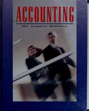 Cover of: Accounting