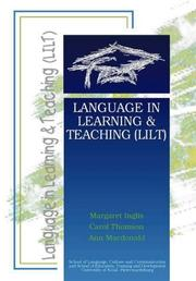 Cover of: Language in Learning and Teaching (LILT)