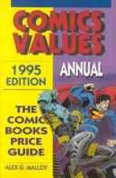 Cover of: Comics Values Annual : 1995