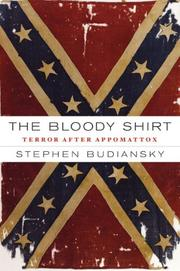 Cover of: The Bloody Shirt