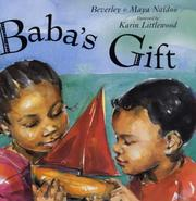 Cover of: Baba's Gift (Viking Kestrel Picture Books)