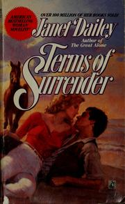 Cover of: Terms Of Surrender