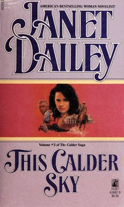 Cover of: This Calder Sky