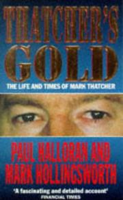 Cover of: Thatcher's Gold