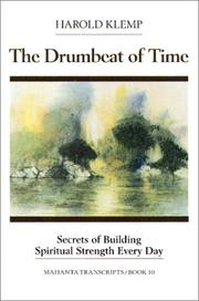 Cover of: The drumbeat of time