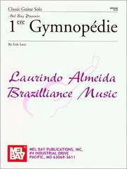 Cover of: Gymnopedie No. 1