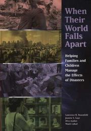 Cover of: When Their World Falls Apart