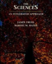 Cover of: The sciences: an integrated approach