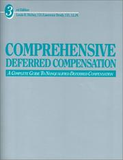 Cover of: Comprehensive Deferred Compensation