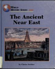 Cover of: The ancient Near East