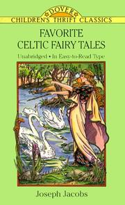 Cover of: Favorite Celtic fairy tales