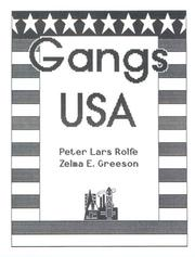 Cover of: Gangs USA