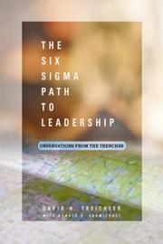 Cover of: The Six Sigma Path to Leadership