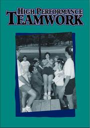 Cover of: Experiental Activities for High Performance Teamwork