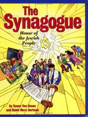 Cover of: The Synagogue