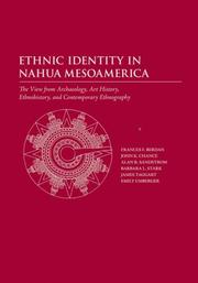 Cover of: Ethnic Identity in Nahua Mesoamerica