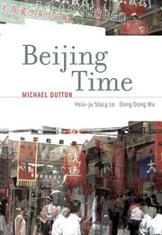 Cover of: Beijing Time