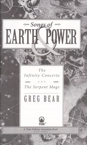 Cover of: Songs of Earth and Power
