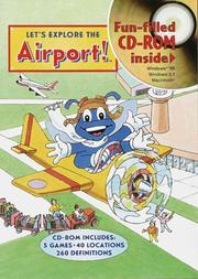 Cover of: Let's Explore the Airport (Junior Field Trip Books)
