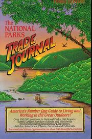 Cover of: National Parks Trade Journal