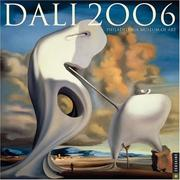 Cover of: Dali