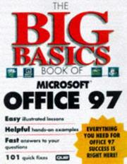 Cover of: The Big Basics Book of Microsoft Office 97