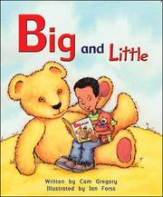 Cover of: Big and Little - ST (B12)