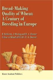 Cover of: Bread-Making Quality of Wheat