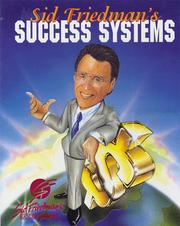 Cover of: Sid Friedman's Success Systems