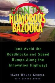 Cover of: Ban the Humorous Bazooka