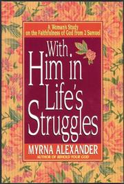Cover of: With Him in life's struggles