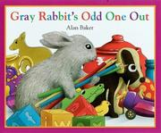 Cover of: Gray Rabbit's odd one out