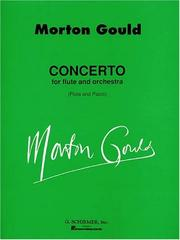 Cover of: Concerto